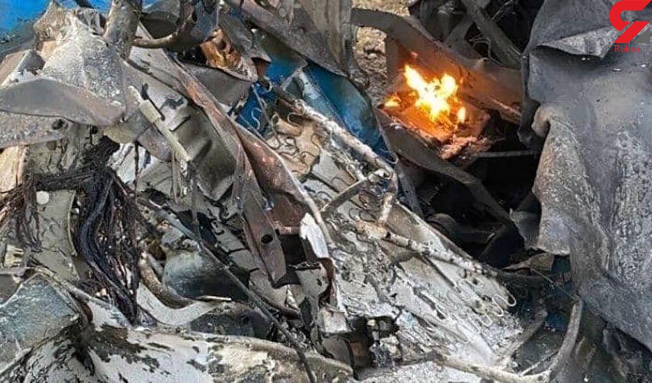 عکسی دیده نشده از نیسان انتحاری در دماوند