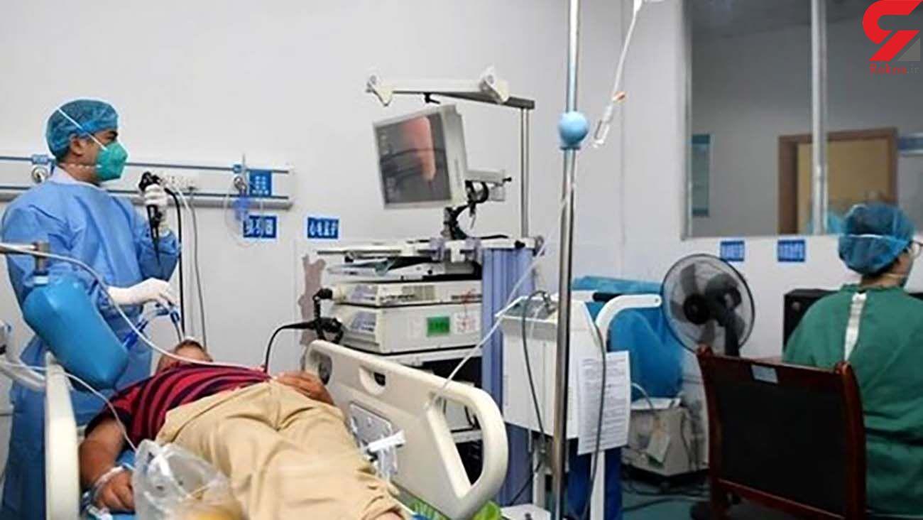 بستری شدن ۱۲۱ بیمار مشکوک به کرونا در بخش مراقبتهای ویژه