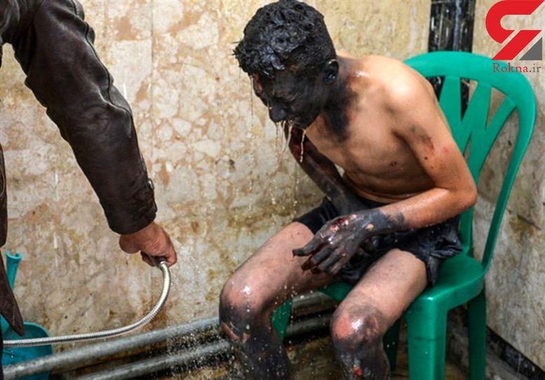 اولین عکس های دلخراش  حوادث چهارشنبه سوزی  + تصاویر