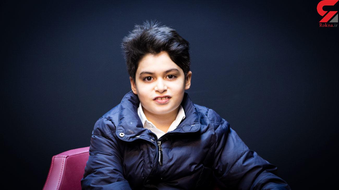 این پسر 11 ساله تهرانی از طبقه پنجم سقوط کرد و زنده ماند + فیلم گفتگوی اختصاصی