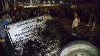توضیحات پلیس راه درباره فاجعه مرگبار سنندج