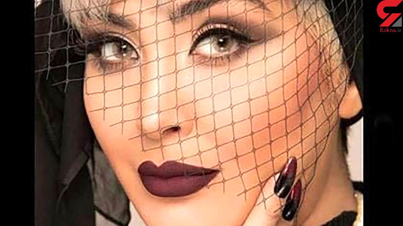 بد حجابی مریم معصومی از حدش گذشت + عکس