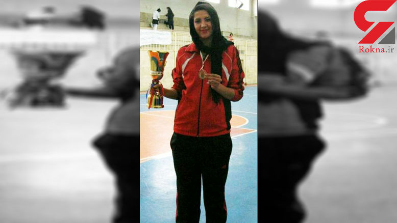 قدبلندترین دختر ایران را بشناسید !+تصاویر