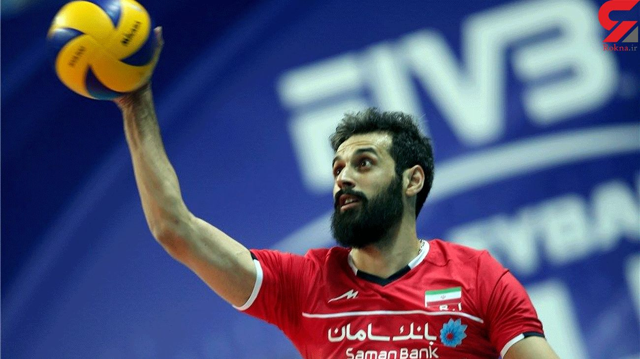 Saeid Marouf FIVB's Player of the Week