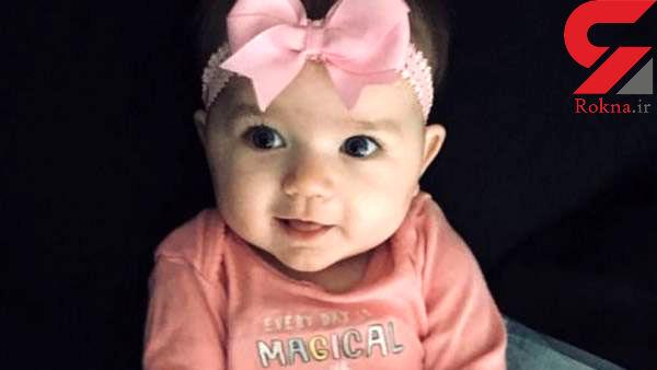 صحنه ای وحشتناک در سق دهان نوزاد / بررسی های گسترده برای فهمیدن علت+عکس
