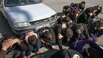 دستگیری 39 سارق در شهرستان صحنه