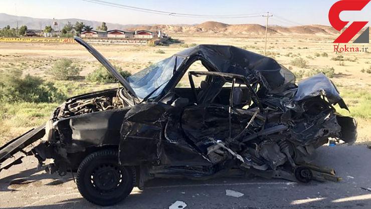 سوانح جادهای در زرندیه یک کشته و ۶مجروح برجای گذاشت