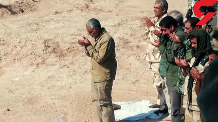 چرا حاج قاسم سلیمانی در مبارزه با تروریسم هیچگاه لباس نظامی بر تن نکرد؟