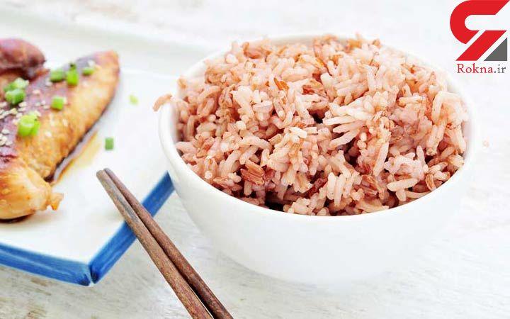 برنج قهوه ای مغذی اما کم کالری