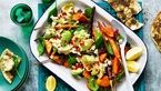 مواد غذایی که می توانید با سالاد بخورید