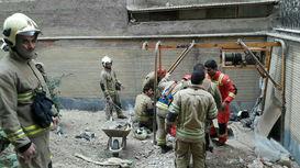 مرگ تلخ 2 کارگر جوان در چاه حیاط خانه ویلایی در جنت آباد+ فیلم و عکس