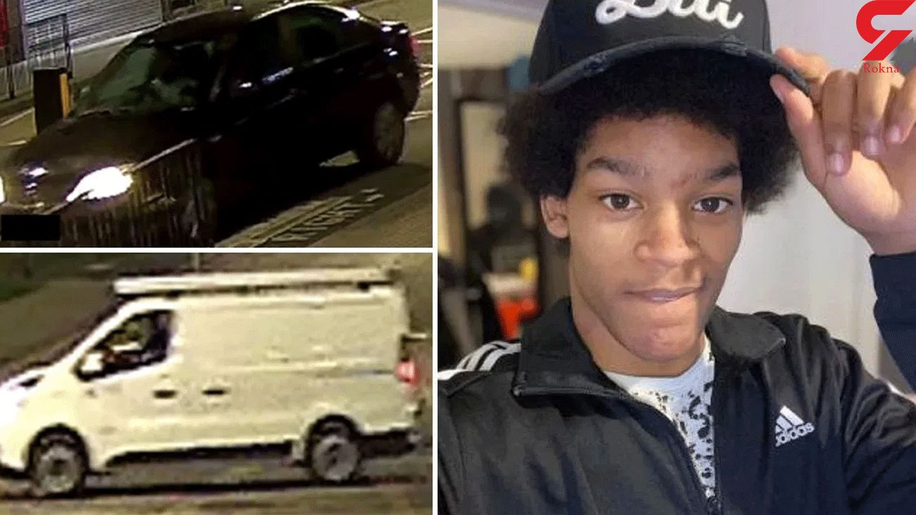 Boy, 16, chased by group of four and stabbed to death after car is driven at him