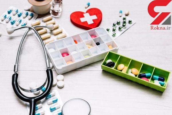 اصول خانه تکانی داروهای اضافی در یخچال
