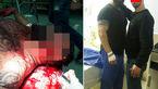 حمله با قمه به بدل شاه مازندران، او را در زندان به دردسر انداخت +عکس