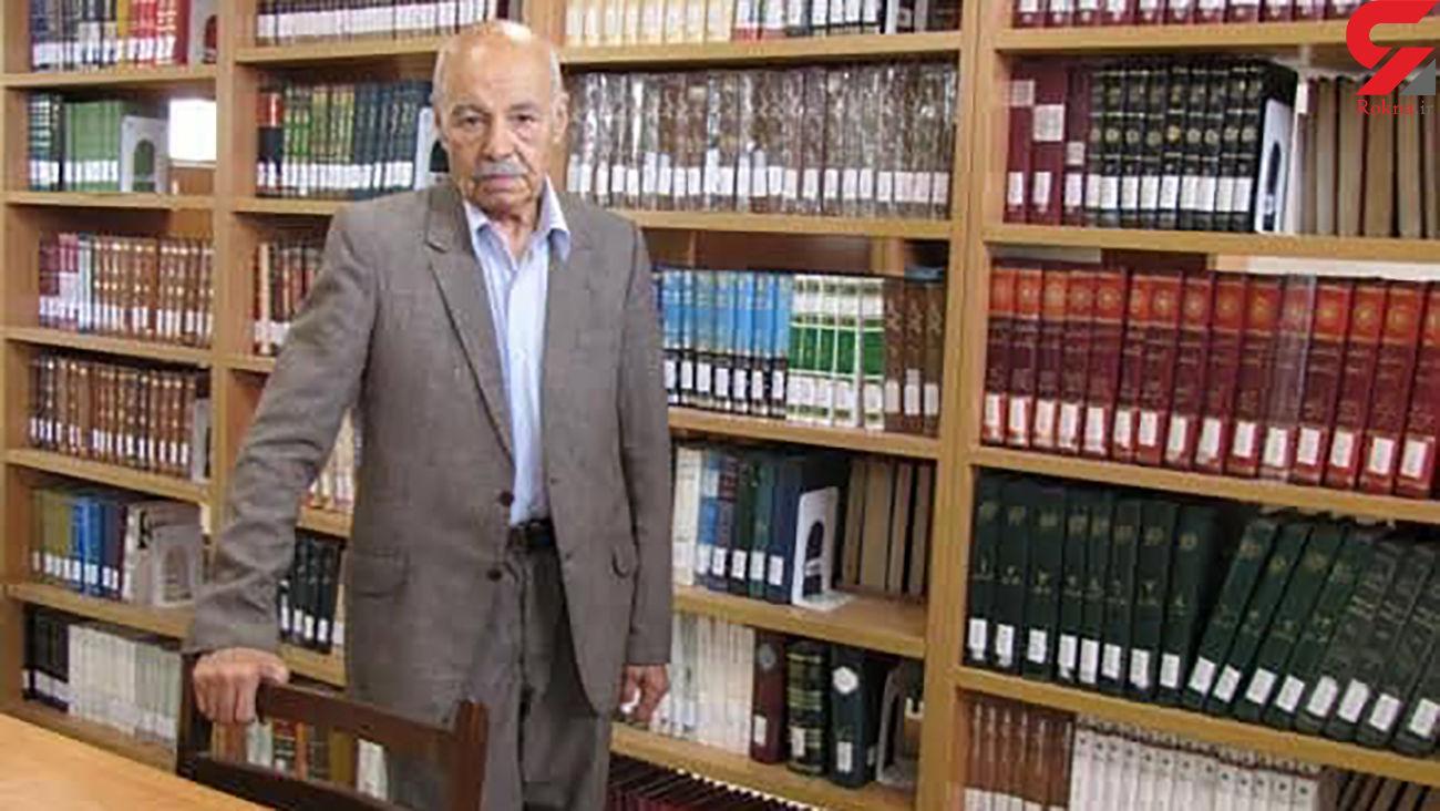 محسن تابش خیر جهرمی درگذشت + عکس