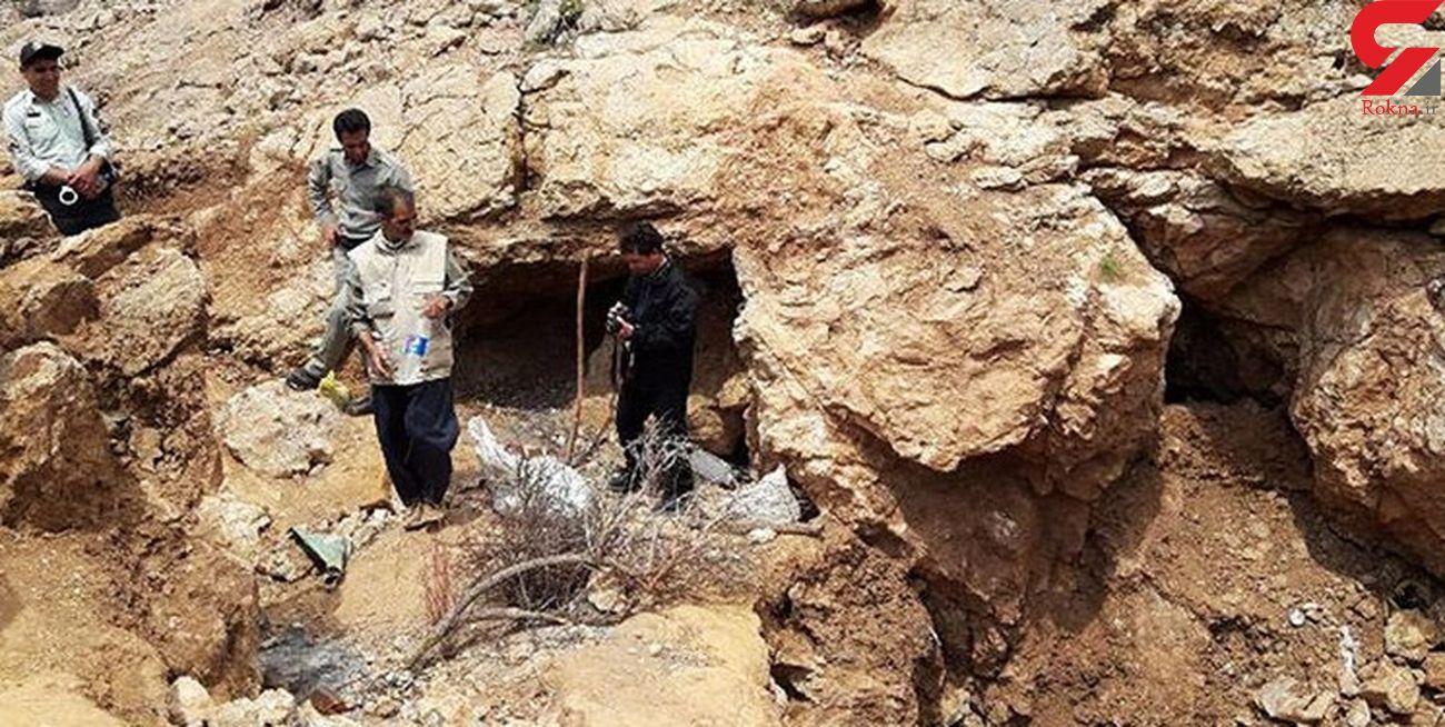 کشف 6 تن سنگ معدن سرب غیرمجاز در اسفراین