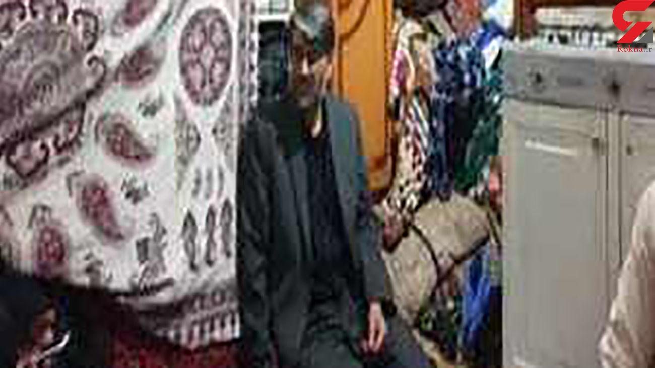 خانواده زندانیان میزبان رئیس سازمان زندان ها شدند/در شب قدر رخ داد