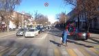 فیلم لحظه تصادف شدید خودرو با کودک 5 ساله روی خط عابر پیاده+عکس