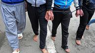 4  شیطان صفت در ساوه بازداشت شدند