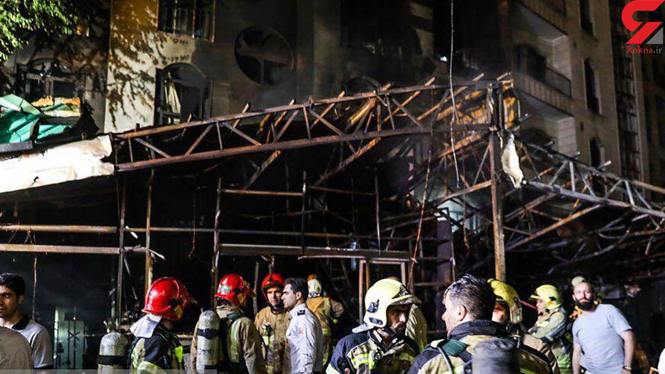 مشابهت انفجار مرگبار باقرشهر با انفجار در تجریش / علت ها یکی است + فیلم