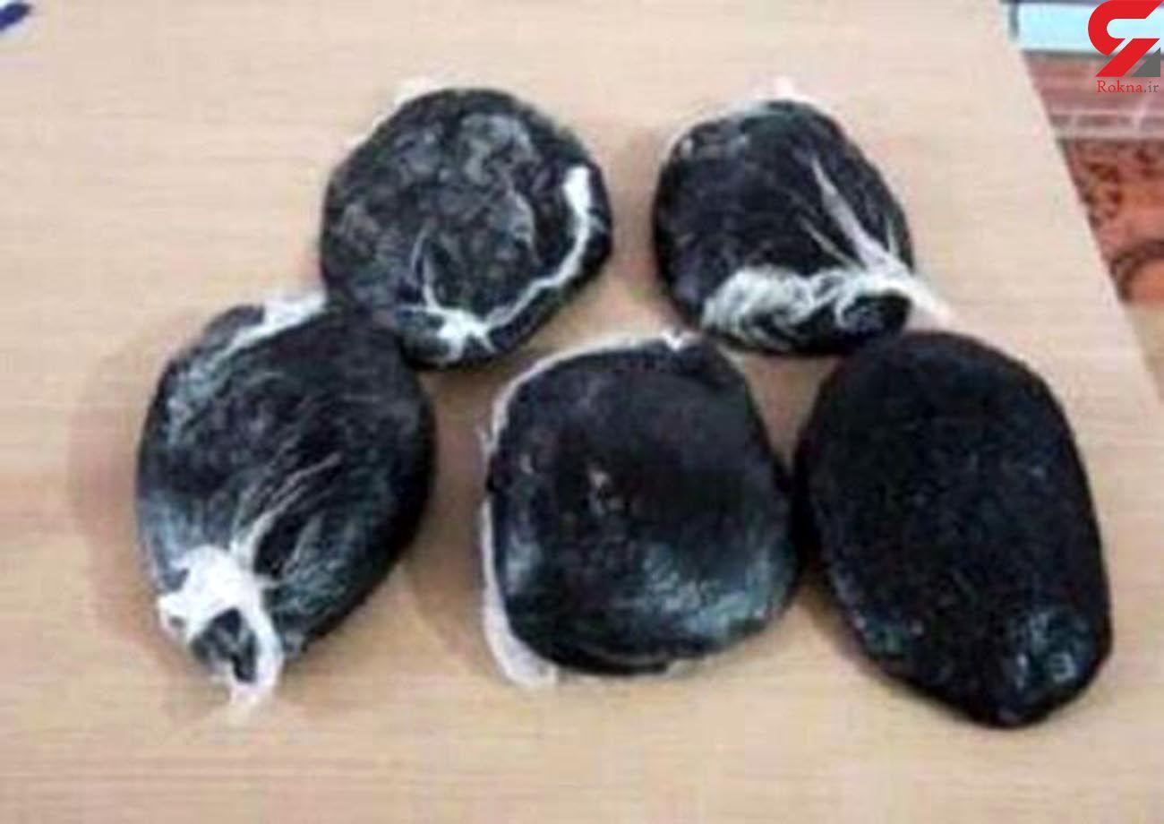 جاساز 24 کیلو تریاک در زاپاس خودرو/ پلیس داراب فاش کرد
