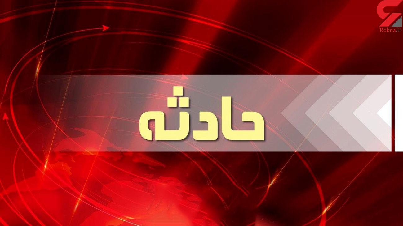 آتش سوزی در برج های مهستان شهرک غرب / 35 زن و مرد در آستانه مرگ