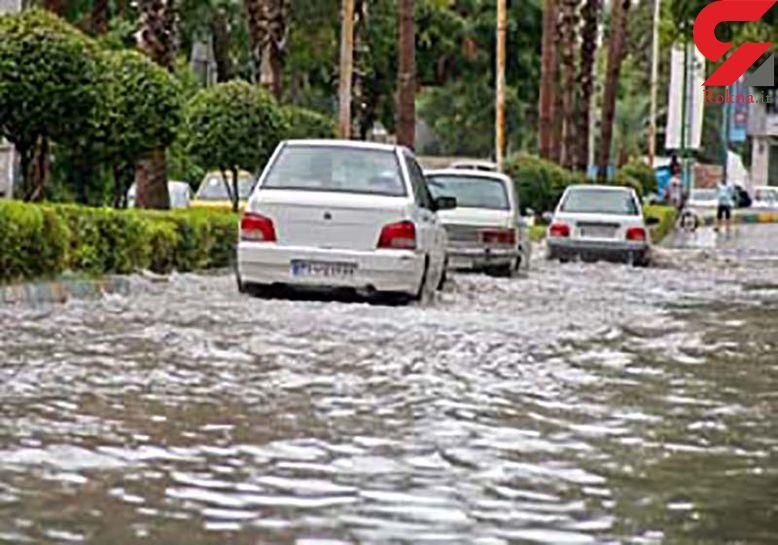 هشدار هواشناسی مازندران/ افزایش حجم آب رودخانهها
