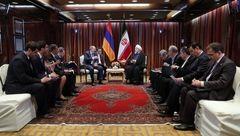 ایران همواره به دنبال روابط دوستانه با همسایگان و از جمله ارمنستان است