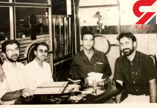 بازیگر «هزارپا» ۲۰ سال پیش در یک عکس