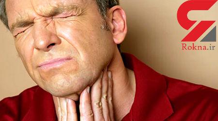 درمان فوری گلو درد با 17 راهکار خانگی