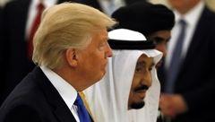 ترامپ: هیچ کس مثل عربستان نمیتواند از اسرائیل حفاظت کند
