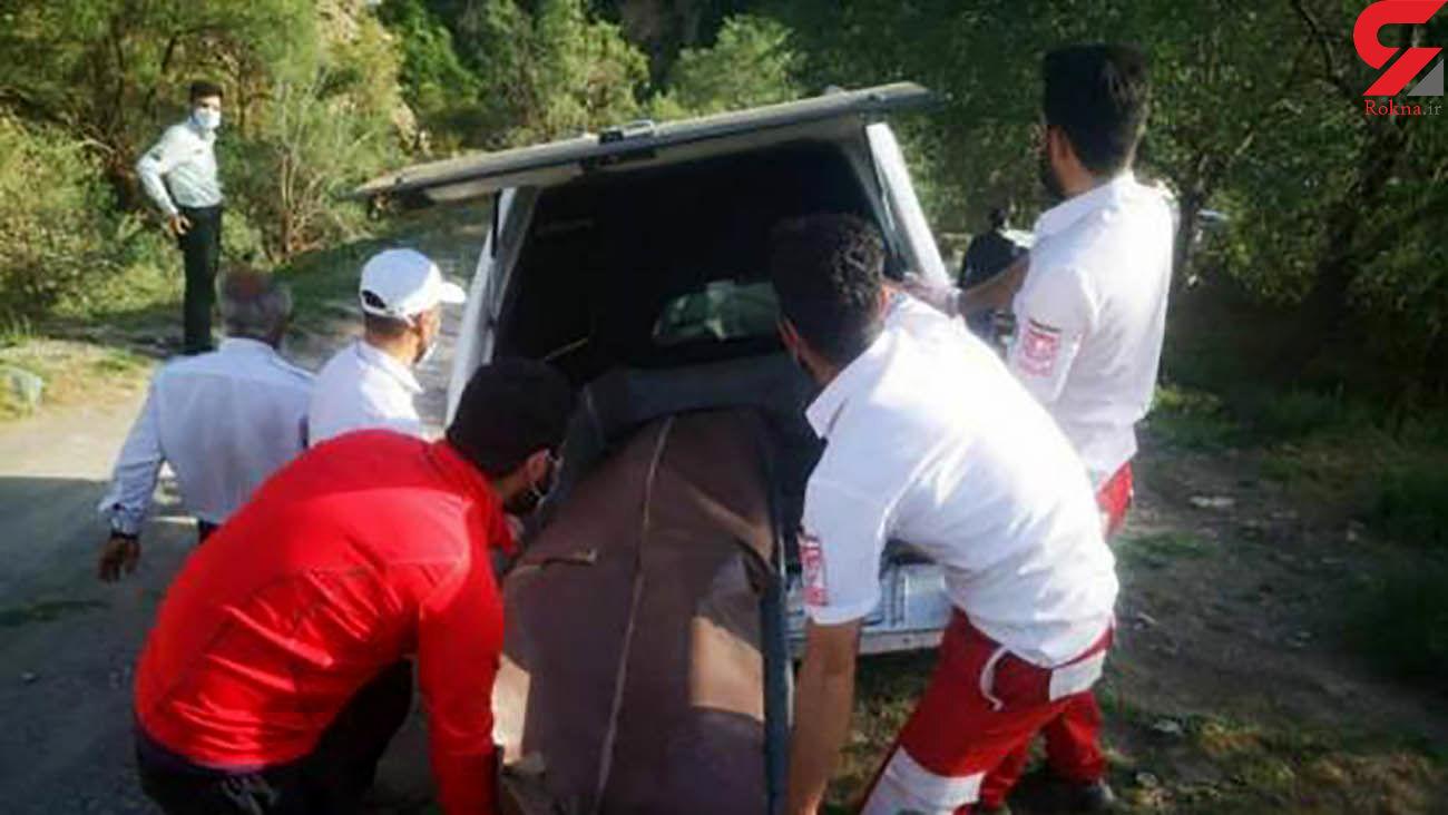 پیدا شدن جسد یک مرد در دره گرکاشان اشنویه / علت مرگ مشخص نیست! + عکس