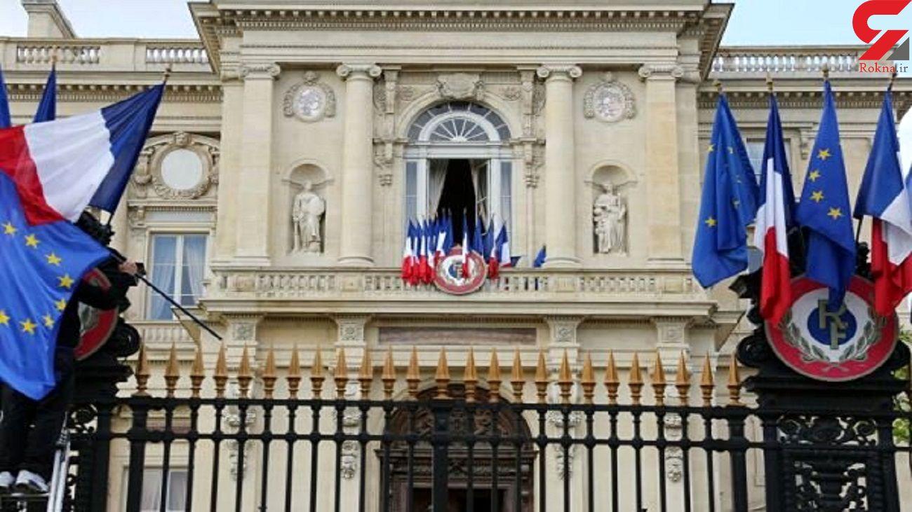 تنش فرانسه و روسیه بالا گرفت / سفیر روس ها احضار شد