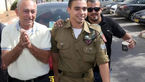 سرباز قاتل رزیم صهیونیستی آزاد شد
