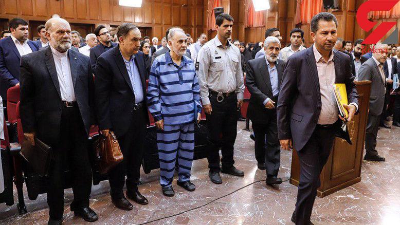 نامه نجفی در دادگاه خوانده شد / میترا مهدور الدم است و مرا تهدید به دوستی با اجنبی ها می کرد !