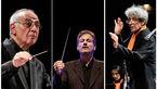 ارکسترها در مقابل موسیقیهای مذهبی نامناسب / اظهار نظر مشایخی،مرتضی پور و میرزمانی