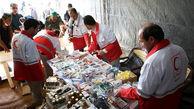 خدمات هلال احمر به زائران در حج 97 رایگان است