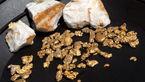 کشف 2 تن سنگ طلا در شهرستان ورزقان