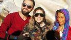 سفر محسن افشانی و همسرش به مناطق زلزله زده! + عکس