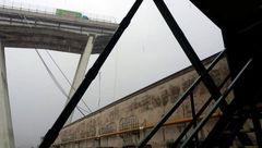 افزایش تلفات ریزش پل در ایتالیا