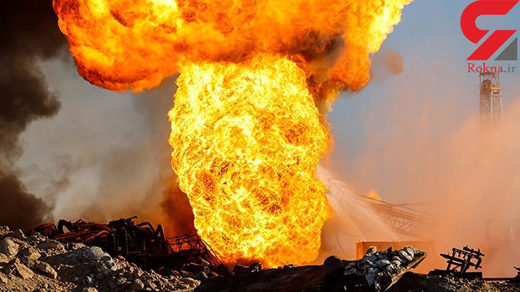 پیمانکار حادثه آتش سوزی مجموعه نفتی گچساران احضار شد / صدور قرار کارشناسی در حوادث کار