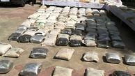 ناکامی قاچاقچیان در انتقال 600 کیلو مواد افیونی در هرمزگان