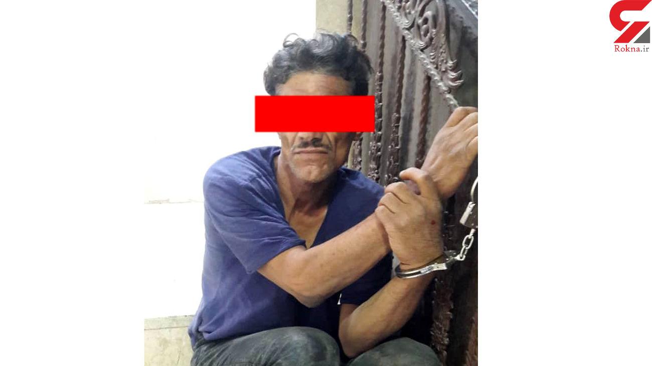 بازداشت عامل وحشت زنان و دختران تهران / حمید رفتار پلیدانه داشت