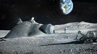 گرد و غبار کره ماه سلامت فضانوردان را تهدید می کند!