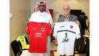 برگزاری جلسه هماهنگی بازی پرسپولیس و الریان/ رنگ پیراهن دو تیم مشخص شد + عکس