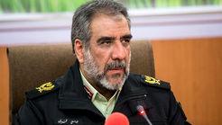 سردار محمدیان : مجهز شدن لباس پلیس البرز به دوربین / همه حرکات رصد می شوند + فیلم و عکس