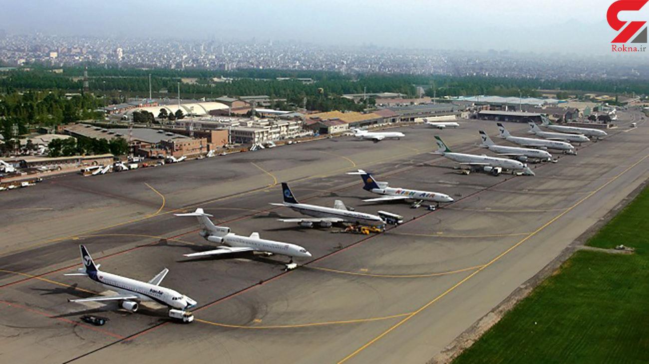 درآمد مهرآباد در شیوع کرونا / کاهش 97 میلیارد دلاری درآمد فرودگاه های دنیا