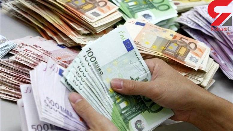 قیمت دلار و قیمت یورو در صرافی ملی امروز ۹۸/۰۵/۱۹| دلار ثابت ماند