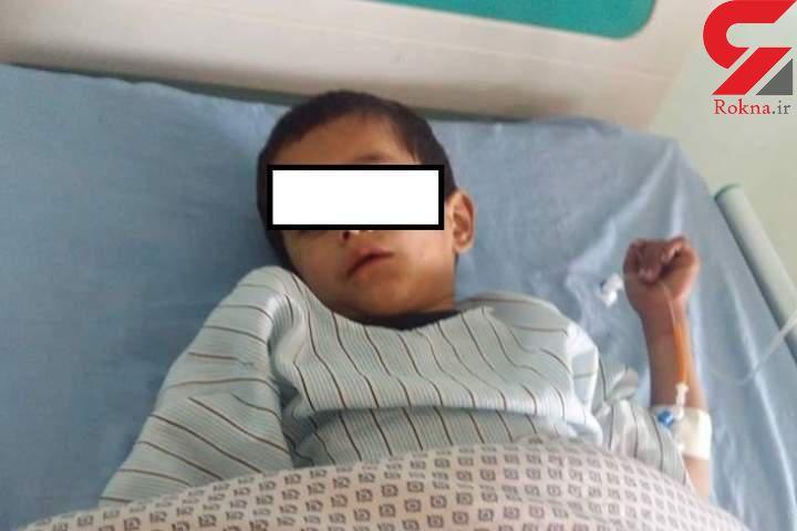 دست درازی به پسربچه 6 ساله افغان توسط شیطان 17 ساله + جزئیات و عکس
