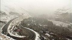 جاده چالوس یکطرفه میشود / مسافران پیش از حرکت سیستمهای گرمایشی خودرو را چک کنند